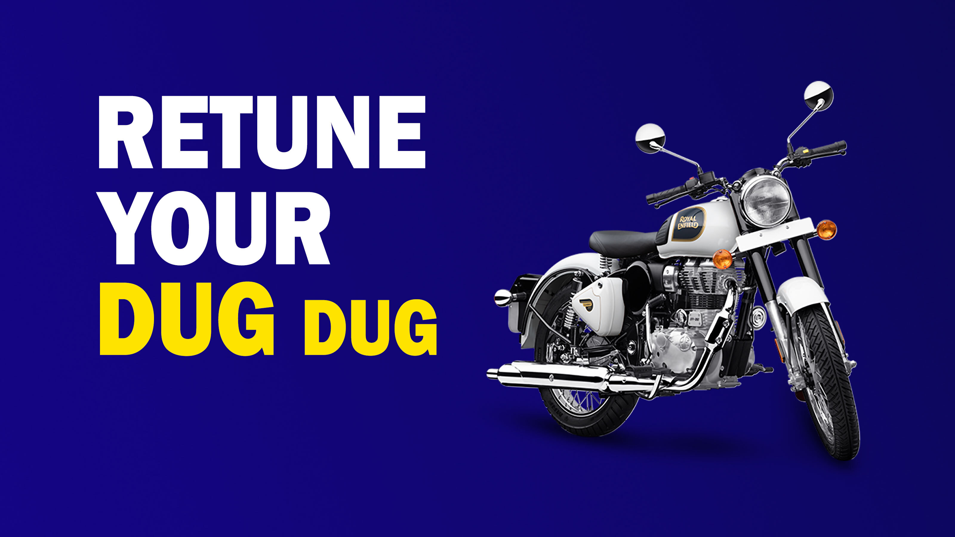 Offer for Royal Enfield ( Your Dug Dug ) - Limited Time Only