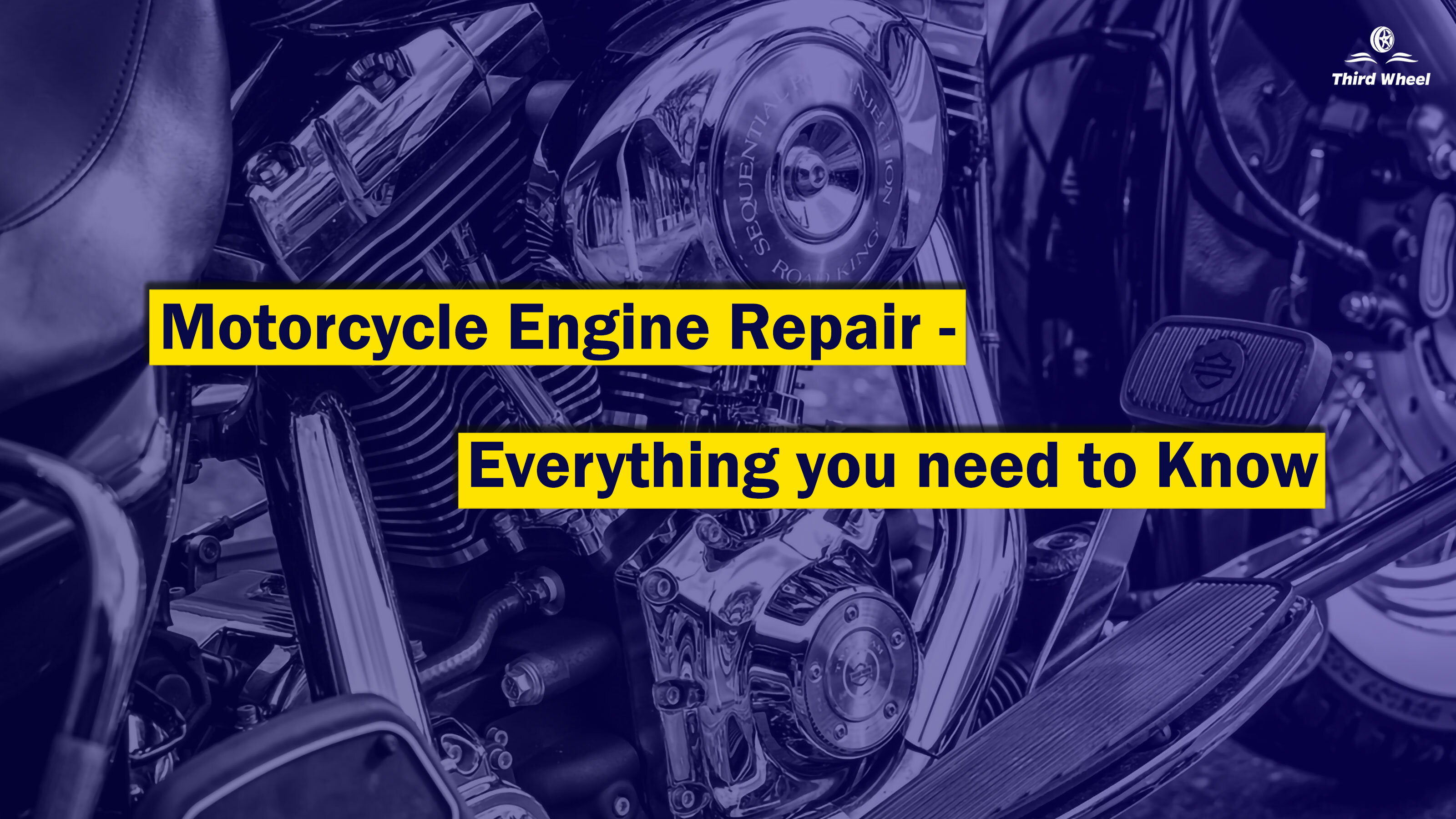 Motorcycle & Scooter Engine Repair - Everything you need to know